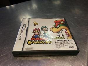 Mario And Luigi Bowser's Inside Story For The Nintendo DS. We Sell Used Video Games! (#5817)