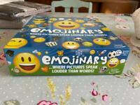 Emojinary game