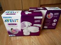 Philips Avent comfort electric breast pump NEW