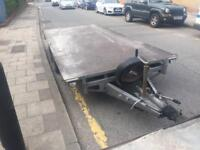 ifor williams 3.5 ton flatbed trailer