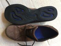 Merrell Brown Suede Shoes - unworn