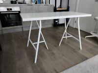Ikea Linnmonn desk