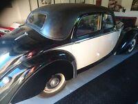 1955 Riley RME 1.5