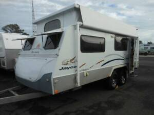 2009 Jayco Discovery Outback 17.55-4. SN2037 Pialba Fraser Coast Preview