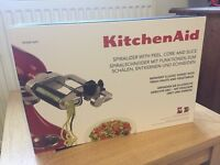 KitchenAid Spiralizer - RRP £99.95 - Never Been Opened