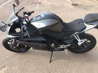 Yamaha YZF125 ABS