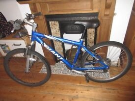 Cheap Giant Rock Mountain Bicycle Ready to Ride away Bicycle Blue