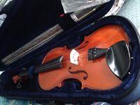 Andreas Zeller 4/4 Violin