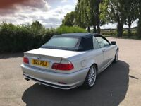 Hard top included. New refurbished alloys. New brakes all round. Great condition. Full leather