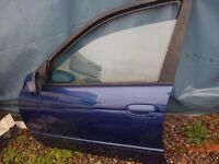 BMW e39 5 series 1995-2003 rear door