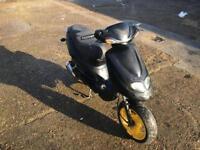 TGB 125cc moped scooter vespa honda piaggio yamaha gilera peugeot