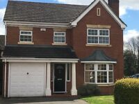 4 bedroom detached property for rent
