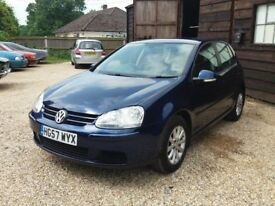 Volkswagen Golf 1.9 TDi Match 2007