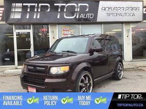 2008 Honda Element SC ** Rare, Low KMs, 2 Sets of Rims/Tires **