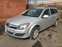 2005 Vauxhall Astra estate AUTOMATIC PX swap welcome