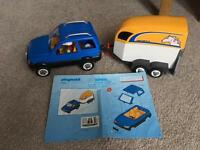 Playmobil 5223 SVU with Horse Trailer