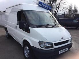 TRANSIT 330 MWB 6 SPEED ONLY £2995 NO VAT !!!!