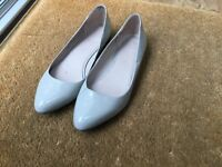 Marks and Sparks foot glove flat shoes size 7.5