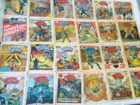 24 Comic books, Judge Dredd, 1981