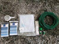 Birth pool in a box mini liner and accessories
