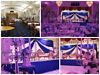Asian Wedding Stage £250, Wedding Decoration Packages, Starlight backdrops, Ceiling and Wall draping West Kesington, London