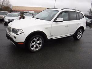 2010 BMW X3 xDrive30i (Premium Package)