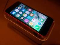 iPhone 5C Pink 16GB Works with EE and Virgin network Good Condition