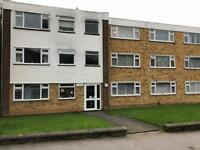 Clean, Spacious, Ground Floor 2 Double Bedroom Flat With Garage & Off Street Parking Space