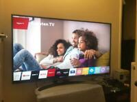 LG 55 inch Full HD LED 3D smart TV with WiFi, Freesat HD, 3 HDMI, 3 USB, etc
