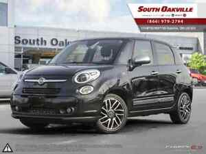 2014 FIAT 500L Lounge | DUAL SUNROOF | HEATED LEATHER | NAVIGATI