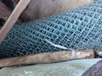 Toughened chain link