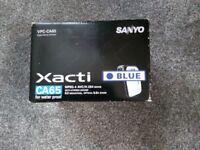 Sony xacti digital camcorder.