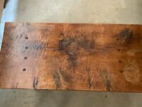 Jack grimble small bench