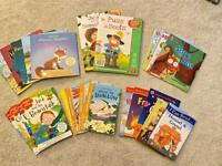 Phonics and early readers books
