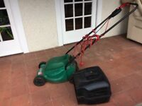 Light weight lawnmower