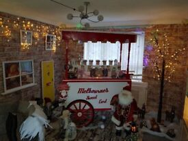 FOR SALE SWEET/CANDY CART.....