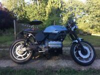 BMW K75 S Cafe Racer - Built to a high standard - 1 year MOT