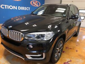 2018 BMW X5 xDrive35i NAVI/ VISTA ROOF/ HEATED LEATHER (FRONT...
