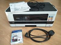 Brother MFC-J4410DW All in one inkjet printer with duplex, wireless, A3 and fax