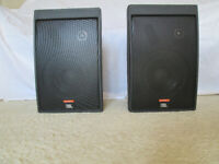 JBL Control 5 Monitor Speakers (pair)