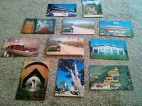 The Ming Tombs postcards/picture's x 10. £4.00. Can Post.
