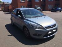 2009 09 FACELIFT FORD FOCUS 1.6 TDCI STYLE MOT TILL 10 MARCH 2018 FULL SERVICE HISTORY