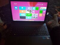 "15.6"" ATIV BOOK 2 500GB samsung laptop"