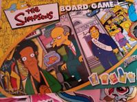 Official the Simpsons board game