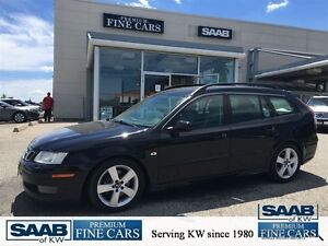 2006 Saab 9-3 Aero 2.8L Automatic Luxurious Two tone leather