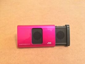 For Sale JVC Portable Speakers