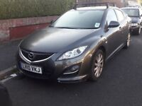 Mazda 6, smooth runner, full service histiry with Mazda Canford cliffs, only 2 owners