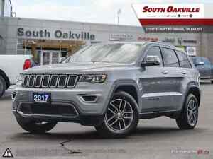 2017 Jeep Grand Cherokee Limited | BLUETOOTH | HEATED LEATHER |