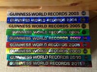 Guiness Book of World Records 2003-2011