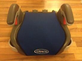 Graco kids car booster seat